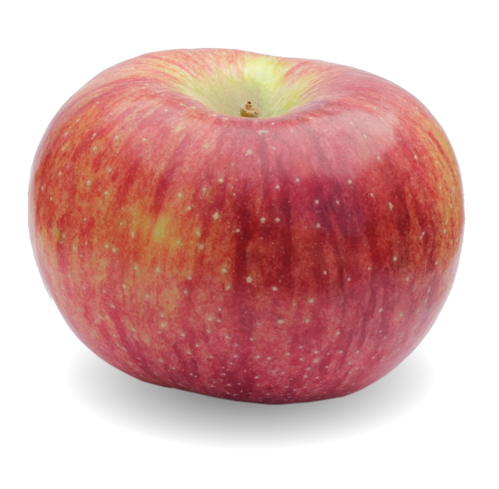 Cortland apples have very white flesh that is slow to turn brown ...
