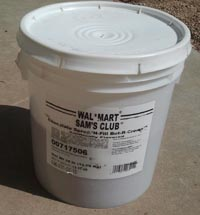 Free Icing Pail From WalMart Bakery