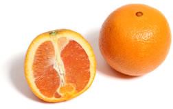 Red Navel Oranges