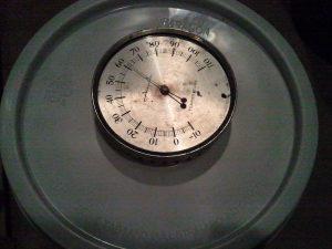 Setting the Temperature for Desem Bread Starter