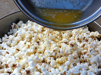 Butter & Popcorn