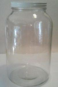 Glass Gallon Jar