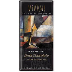 Vivani Organic Chocolate Bar