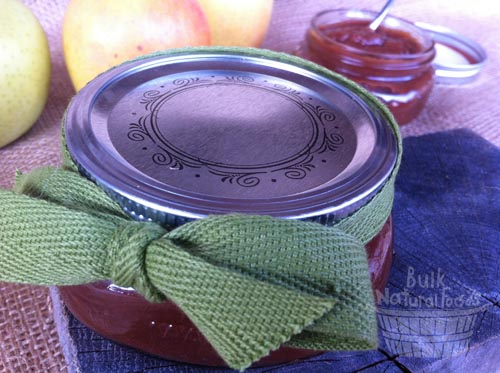 Easy Slow Cooker Apple Butter Recipe In Jar