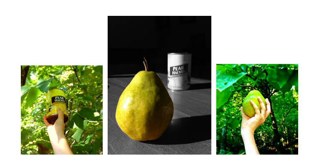 High Fructose Corn Syrup vs The Pear