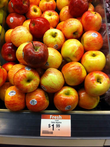 Jason's Grocery Store Apples