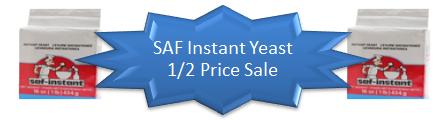 SAF Yeast Sale