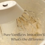 pure vanilla vs imitation vanilla | What's the difference?