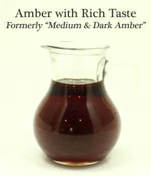 Amber Organic Maple Syrup