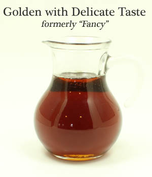Golden Organic Maple Syrup