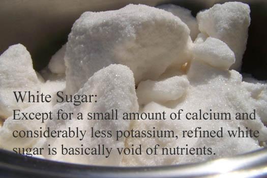 Refined Sweeteners - White Sugar