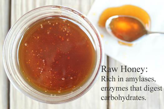Unrefined Sweeteners - Raw Honey