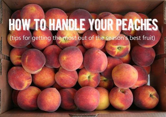 Getting the most out of the season's best fruit