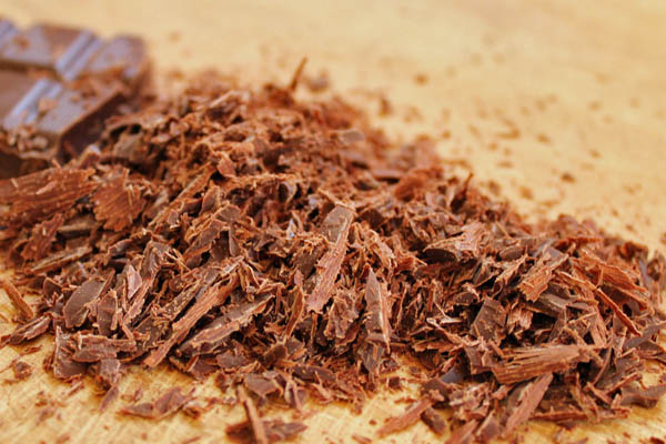 Shaved Chocolate Bar