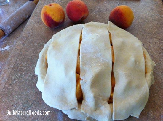 Baby Gold Peach Pie