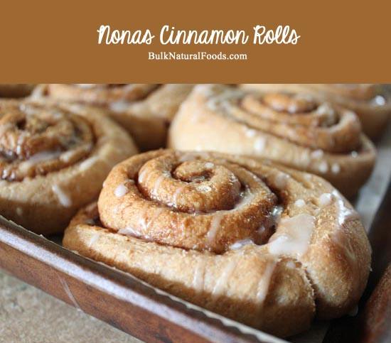Nona's Cinnamon Rolls