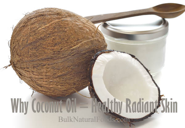 Why Coconut Oil Equals Healthy Radiant Skin