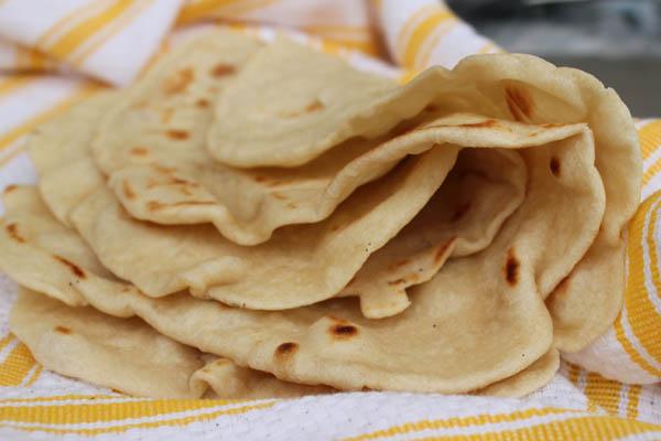 homemade flour tortillas 3
