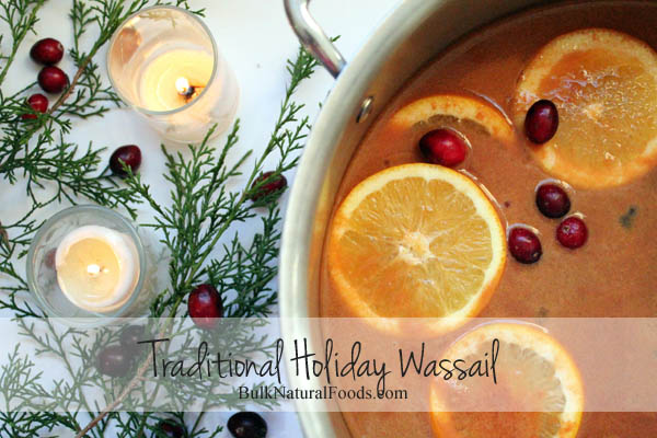 Traditional Holiday Wassail
