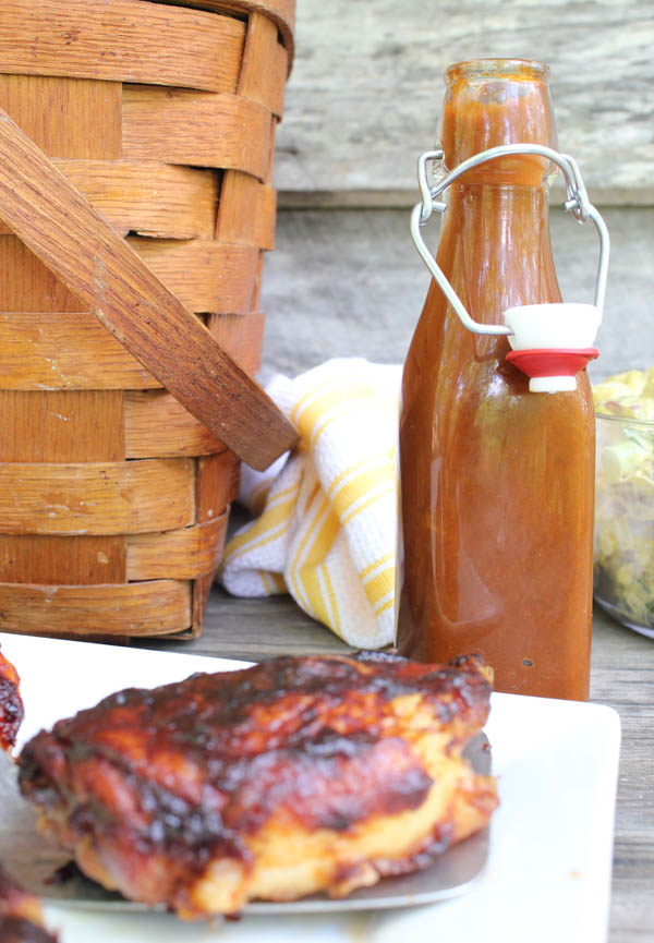 Maple Barbeque Sauce 1